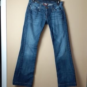 Lucky Brand blue jeans size 6/28